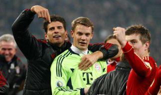 DFB-Pokal-Spiel dominiert eindeutig (Foto)