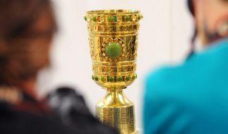 DFB-Pokal: (Foto)