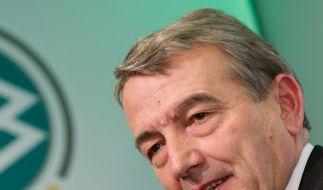 DFB-Präsident Niersbach gegen Boykott der EM (Foto)