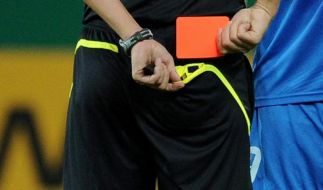 DFB-Schiedsrichter (Foto)