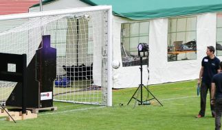 DFB setzt auf Torlinientechnik - Keine Torrichter (Foto)