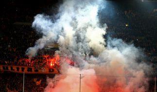 DFB-Sportgericht: Dresden kämpft gegen Pokalsperre (Foto)
