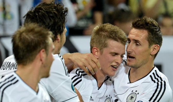 DFB-Team Einzelkritik (Foto)