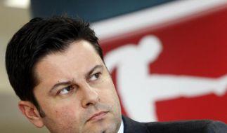 DFL vergibt Bundesligarechte ab 2013 bis Ende April (Foto)