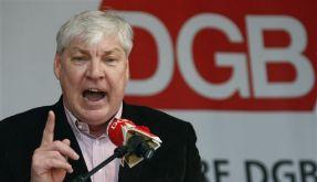 DGB-Chef Sommer: Gewerkschaften werden Mindestlohn in Richtung von 9 Euro fordern. (Foto)