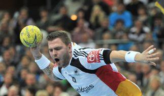 DHB-Team fordert Europameister ohne Theuerkauf (Foto)
