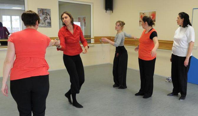 Diagnose Multiple Sklerose: Ein Tanz wird zum Lebenselixier (Foto)