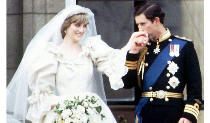 1981 heiratete die junge Diana Spencer den englischen Thronfolger Charles und wurde zurKronprinzessin des Vereinigten Königreiches. (Foto)