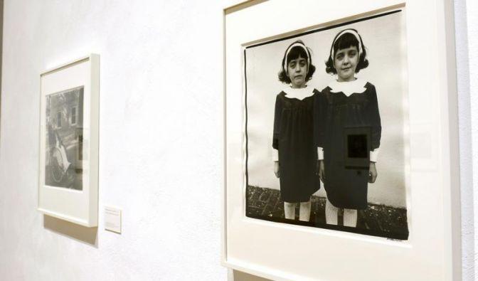 Diane-Arbus-Retrospektive in Berlin (Foto)