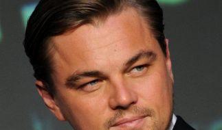 DiCaprio dreht Film über Kennedy-Ermordung (Foto)