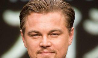 DiCaprio gab in notgelandeter Boeing Autogramme (Foto)