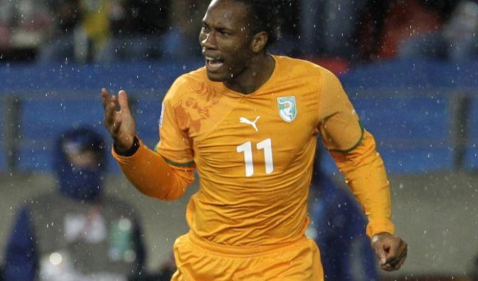 Didier Drogba (Foto)