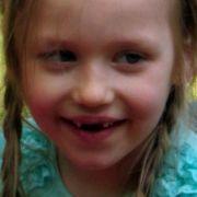 Die 5-jährige Inga wird seit Mai vermisst. Inzwischen hat die Polizei ihre Suchaktionen eingestellt.