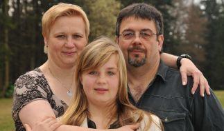 Die 15-jährige Lena leidet an einem unheilbaren Hirntumor. (Foto)