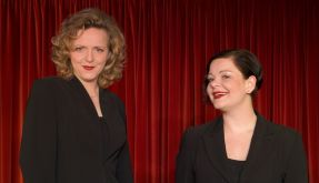 Die Academixer-Damen (Foto)