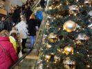 Die Adventswochenenden nutzen Millionen Deutsche zum Shoppen. (Foto)