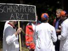 Die Ärzte fordern höhere Honorarzahlungen, um die Inflation seit 2008 auszugleichen. (Foto)