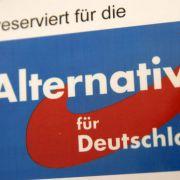 """""""Eskalation der Konflikte"""": Geheimes Wahlkampfpapier der AfD aufgetaucht (Foto)"""