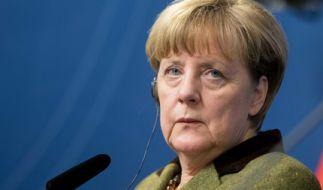 """Die AfD hat mit einer Merkel-Karikatur auf das """"Spiegel""""-Cover reagiert. (Foto)"""