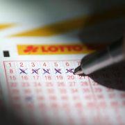 Die aktuellen Lottozahlen. (Foto)
