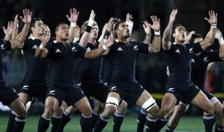 Die All Blacks (Foto)