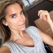 So sexy startet Sylvie in die neue Woche (Foto)