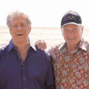 Die Beach Boys feiern ihr 50. Band-Jubiläum - und die Harmonie.