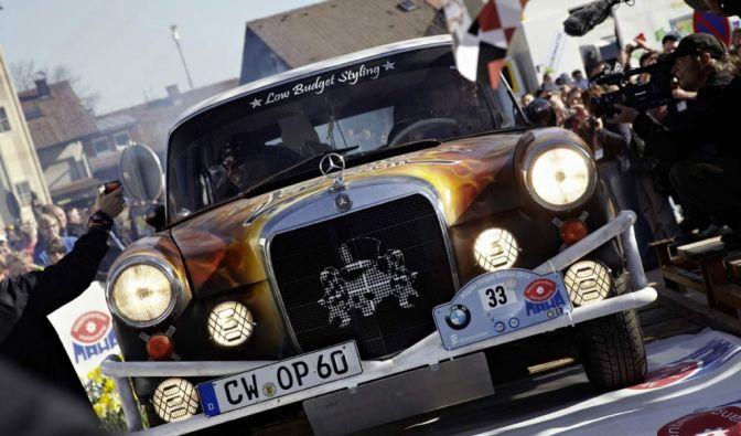 Die besten Bilder zu Allgäu-Orient-Rallye: Stars für Baku (Foto)