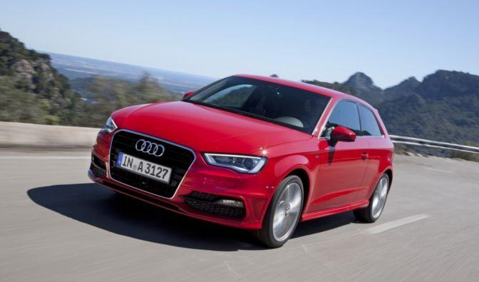 Die besten Bilder zu Audi A3 1.6 TDI: Leichtes Spiel (Foto)