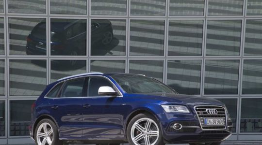 Die besten Bilder zu Audi SQ5 TDI: S dieselt (Foto)