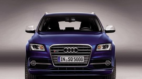 Die besten Bilder zu Audi SQ5: Wutausbruch (Foto)
