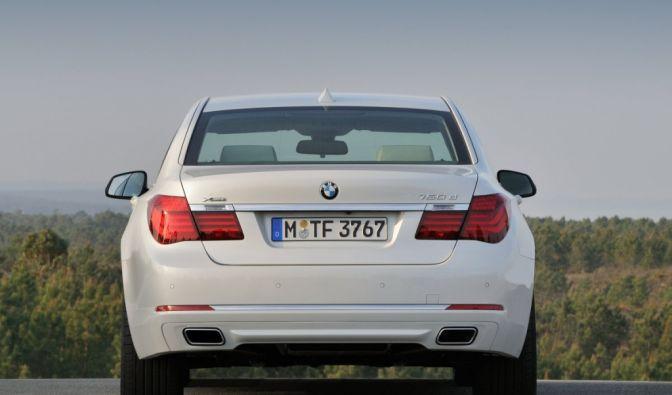 Die besten Bilder zu BMW 7er Modellpflege: Liebe zum Detail (Foto)