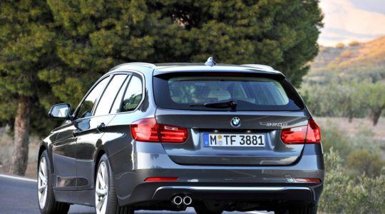 Die besten Bilder zu BMW 3er Touring: Kombifreuden (Foto)