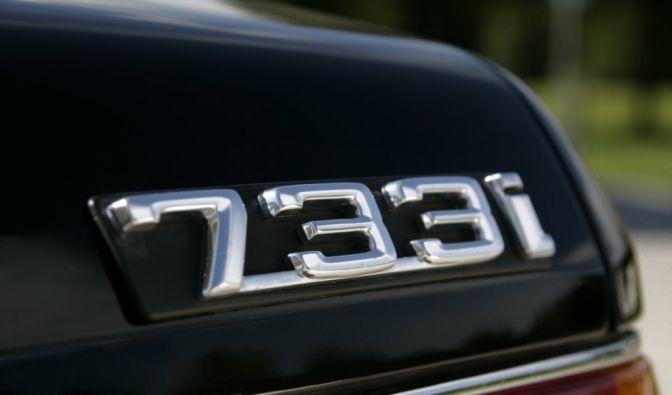 Die besten Bilder zu BMW 733i / E23: Der ewige Zweite (Foto)