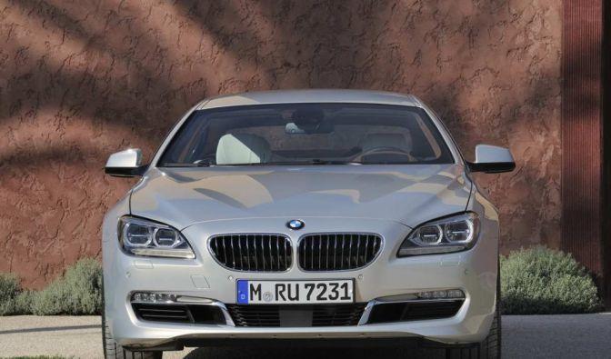 Die besten Bilder zu BMW 640i Gran Coupé: Schneidiger Bayer (Foto)