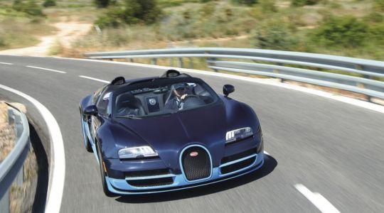 Die besten Bilder zu Bugatti Veyron Vitesse: Ohne gleichen (Foto)