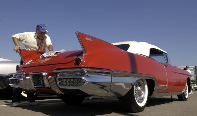 Die besten Bilder zu Cadillac Eldorado: American Dream XXL (Foto)
