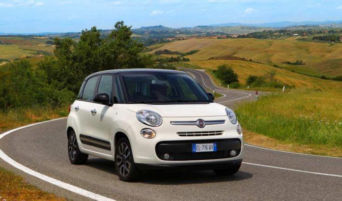 Die besten Bilder zu Fiat 500L: Langer Zwerg (Foto)
