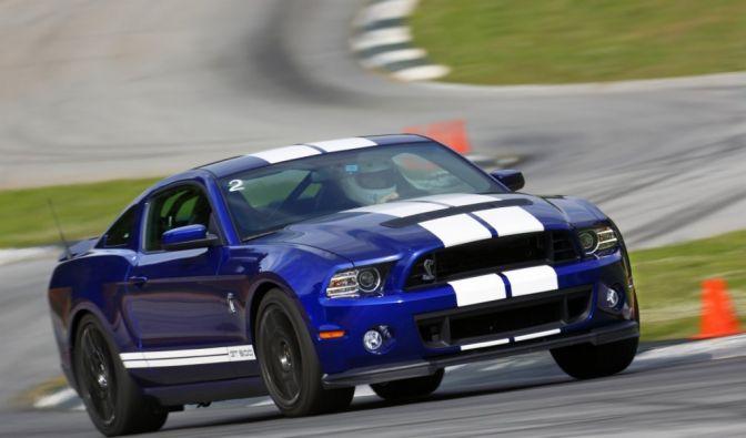 Die besten Bilder zu Ford Mustang Shelby GT: Scharfe Pferde (Foto)