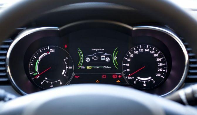 Die besten Bilder zu Kia Optima Hybrid: Gemach! Gemach! (Foto)