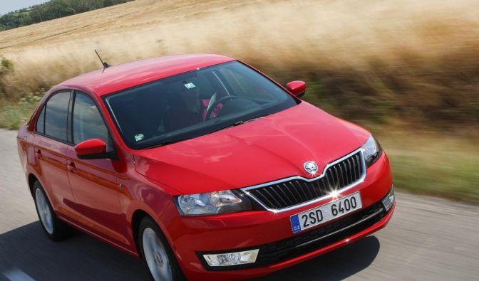 Die besten Bilder zu Škoda Rapid 1.6 TDI: Familienmitglied (Foto)