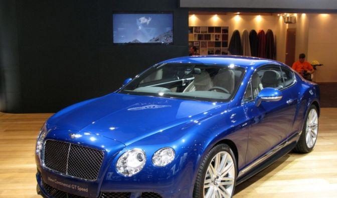 Die besten Bilder zu Moskau Motorshow 2012: Der Rubel rollt (Foto)