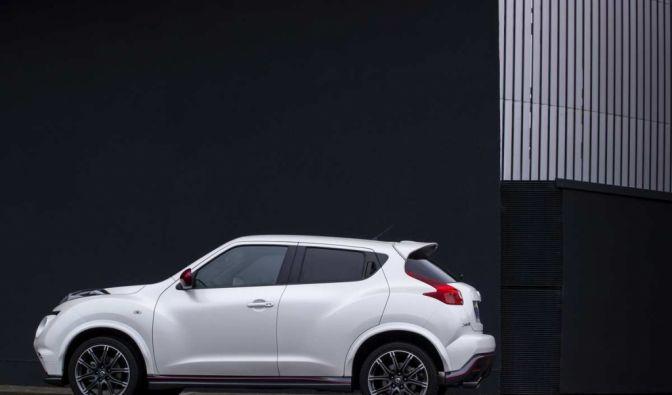 Die besten Bilder zu Nissan Juke Nismo: Zahnloser Pitbull (Foto)