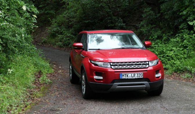 Die besten Bilder zu Range Rover Evoque: Britpop (Foto)