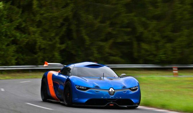 Die besten Bilder zu Renault Alpine A110-50: Franko-Flunder (Foto)