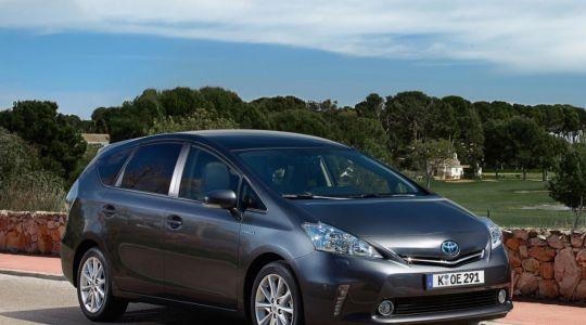Die besten Bilder zu Toyota Prius+: Zwischen den Stühlen (Foto)