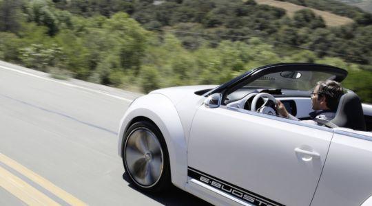Die besten Bilder zu VW E-Bugster: Träumen muss erlaubt sein (Foto)