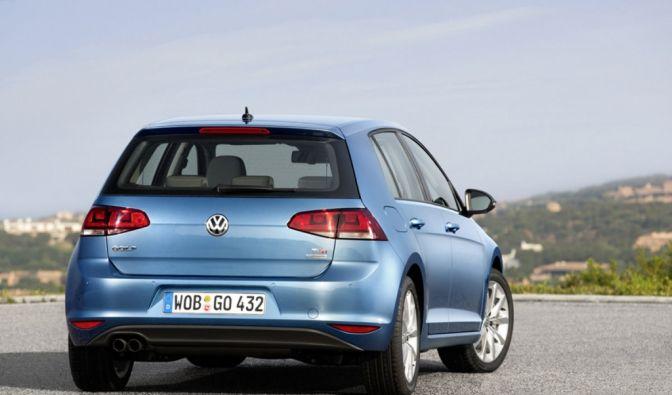 Die besten Bilder zu VW Golf 1.4 TSI: Wie immer? Wie immer! (Foto)