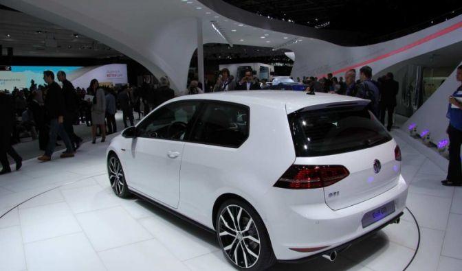 Die besten Bilder zu VW Golf GTI: Aus Jacky wird Clark (Foto)