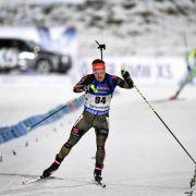 Peiffer sprintet auf dritten Platz über 10 Kilometer (Foto)